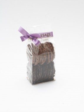 Tuiles chocolat sachet 250  g