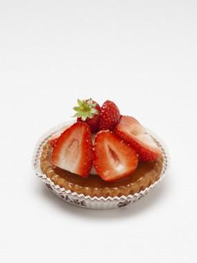 Frangipane fraises