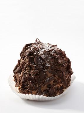 Merveilleux chocolat noir
